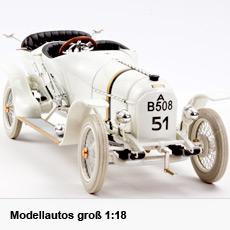 Modellautos groß 1:18