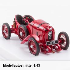 Modellautos mittel 1:43