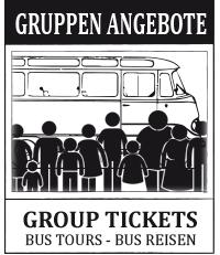 Gruppen Angebote