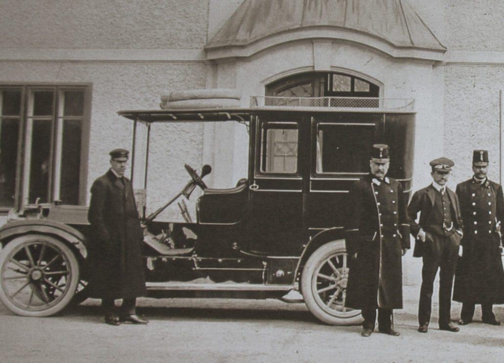 Electric Car Rental >> Austro-Daimler Maja   Ferdinand Porsche Erlebniswelten ...