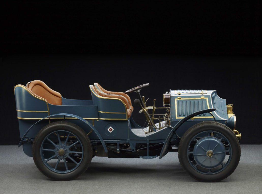 Lohner Porsche Mixte 1901 Ferdinand Porsche
