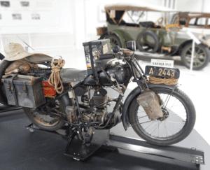 2. MotorradClassic Sonderschau