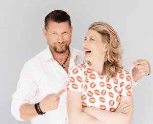 Caroline Frank & Wolfgang Fifi Pissecker - Endlich