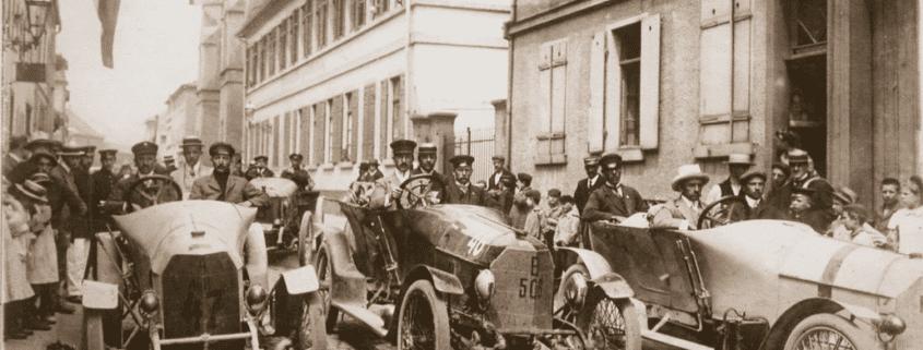 Ferdinand Porsche at Austro-Daimler – Career highlights | Ferdinand on