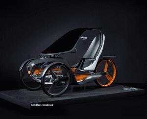 AUTOMOBIL - DESIGN / Ein Blick in die Zukunft