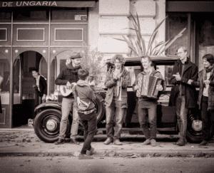 Jazz&TheCity - Konzert im fahr(T)raum