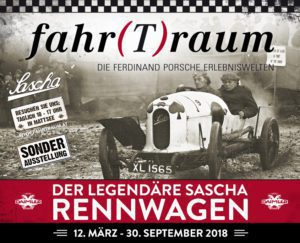 """Der Legendäre """"Sascha"""" Rennwagen"""