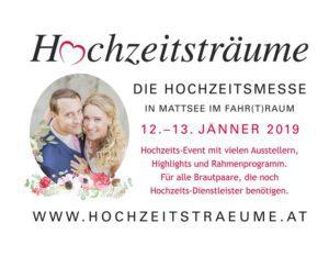 Hochzeitsträume 2019