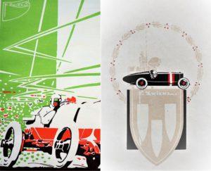 Sonderausstellung: Automobilwerbung & Grafik der 20er und 30er