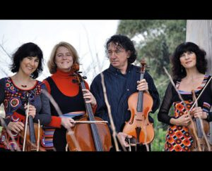 Diabelli Sommer Konzert - Sabia Quartett