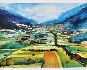 Kunstausstellung: Reinhardt Sampl