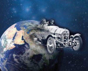 Lesung: Sternstunden des Automobils
