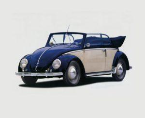 Sonderausstellung: Ein Käfer Cabrio