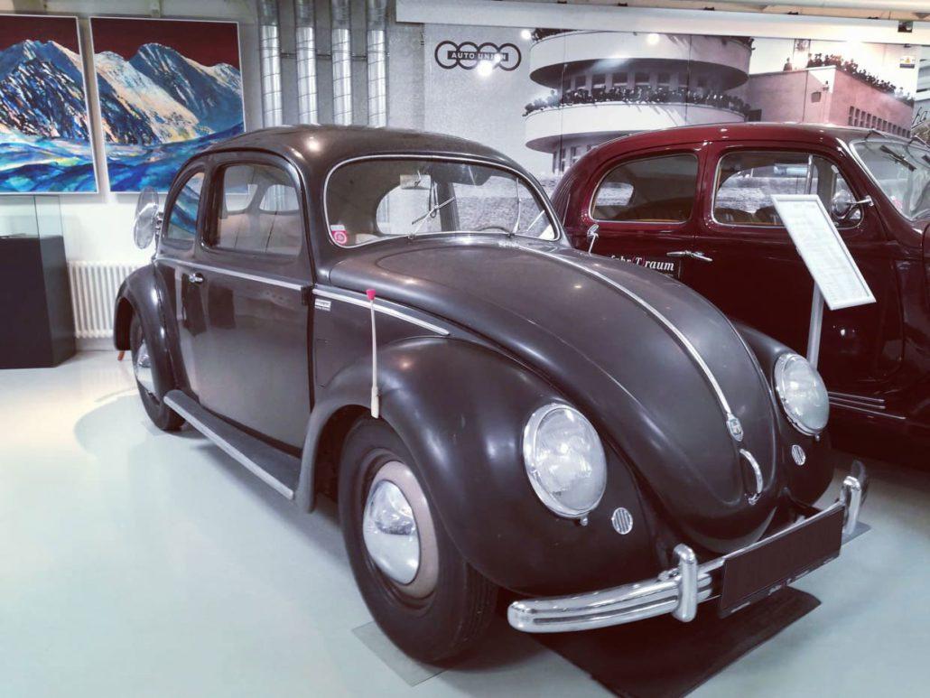 NEW unrestored 1952 Pretzel Beetle at fahr(T)raum