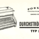 Wasserturbine von Ferdinand Porsche Typ 291. Im Oldtimer Museum fahr(T)raum.
