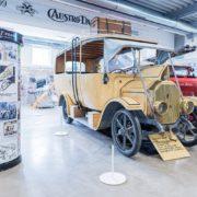 Austro Daimler Sonderausstellung