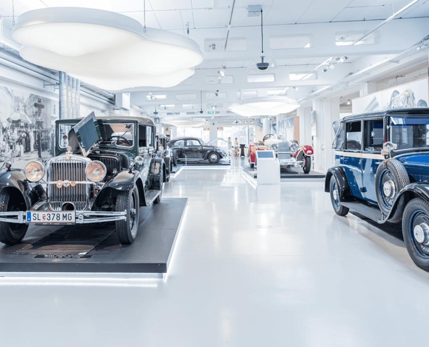 Automobilmuseum-Oldtimer-Ausstellung-Erlebniswelt-fahrTraum-Mattsee_2