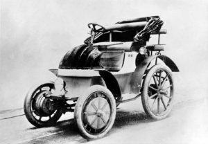 fahrtraum erstes porsche elektroauto